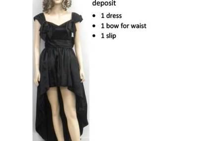 809 Saloon Dress