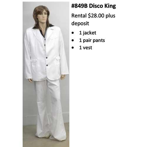 849A Disco King