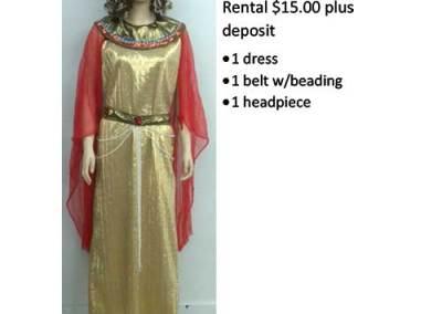 880 Egyptian Princess