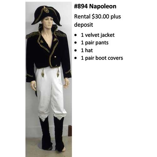 894 Napoleon