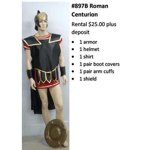 897B Roman Centurion