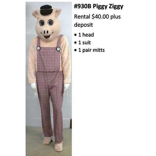 930B Piggy Ziggy