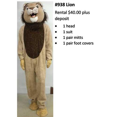 938 Lion