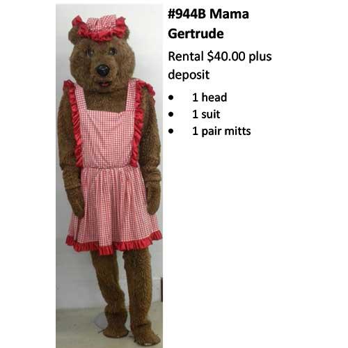 944B Mama Gertrude