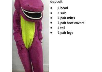 948 Purple Dino