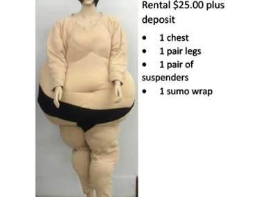 951B Sumo Wrestler
