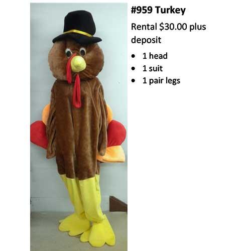 959 Turkey