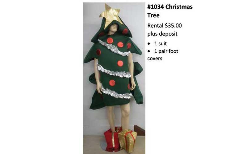 1034 Christmas Tree