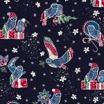Vera Bradley Holiday Owls