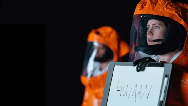 screenshot from Arrival