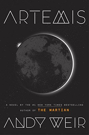 Artemis by Andy Weir Book Review