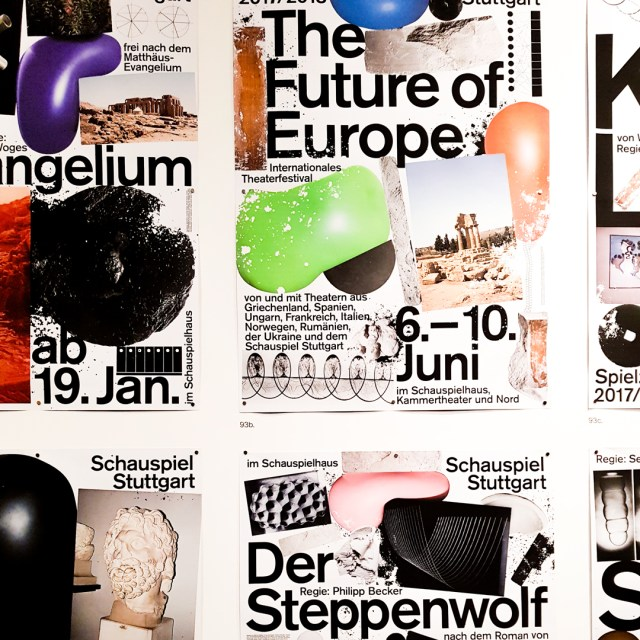 posters from the international poster exhibition