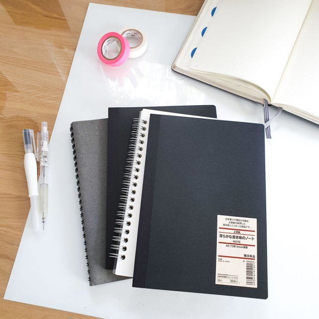 How to bullet journal on a budget.