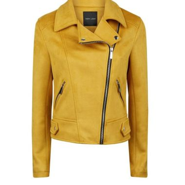 mustard-suedette-biker-jacket