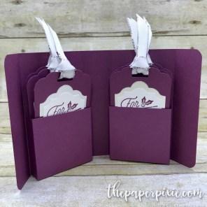 Gift Tag Gift Box