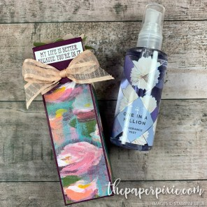 Fragrance Mist Gift Box