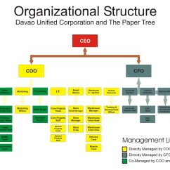 Project Management Office Structure Diagram 1990 Honda Accord Alternator Wiring Organization Of Davao Unified Corporation And
