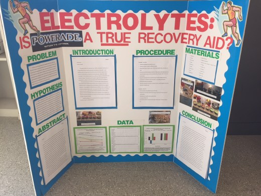 sophomore science fair projects