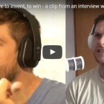 A game you have to invent, to win – a clip from Episode 121