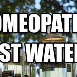 Homeopathy: Just water? – Episode 144