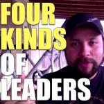 Four kinds of leaders – Luis Fernando Mises