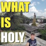 I believe in holy things – Part 1: A visit to a Buddhist temple