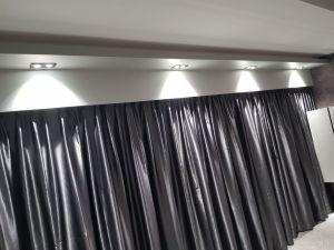 HDB BTO Covelight with Curtain Pelmet