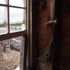 Kelly Farm barn window