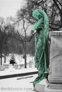 Bellefontaine Angel by Patrick Keller