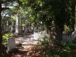 Old Burying Ground, NC by Renae Rude
