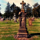 #gravestone by Renae Rude