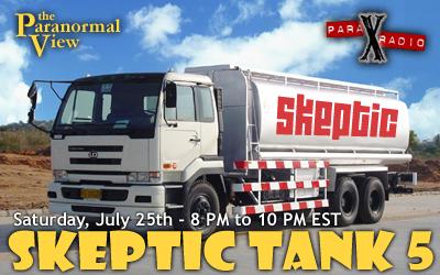 Skeptic Tank 5 - Batboy Reigns Supreme
