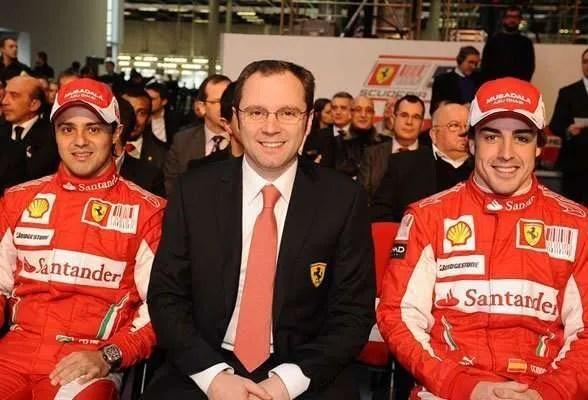 Massa was right!