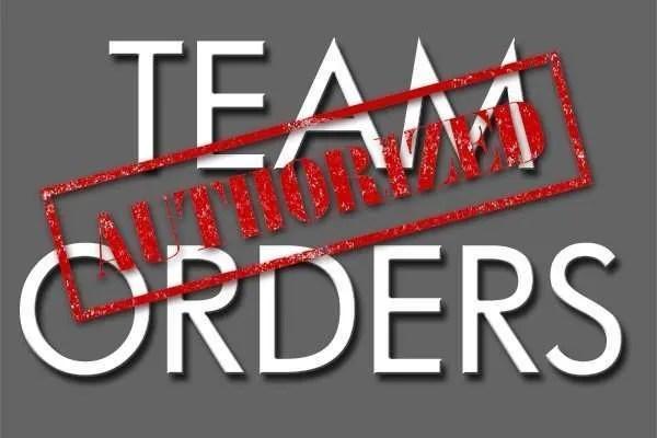 Team Orders F1