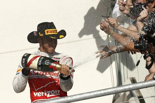 Hamilton Lewis win USGP C600