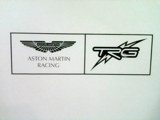 Aston TRG logo c600