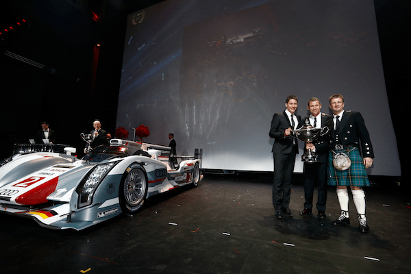 Audi WEC champion 2013 c600