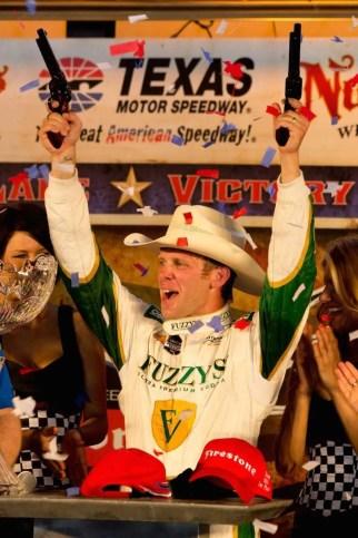 Carpenter Indycar texas