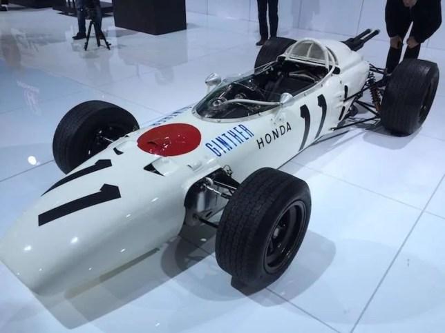 Honda 1965 F1 ginther