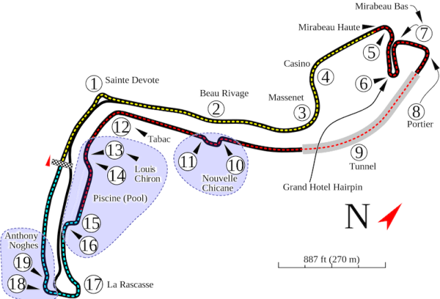Monaco Track