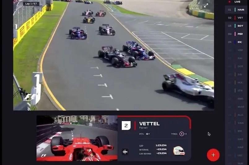 Formula 1 introduces F1 TV package - The Parc Fermé