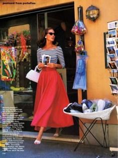 Arthur Elgort for Vogue 1992