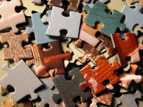 photo into a puzzle