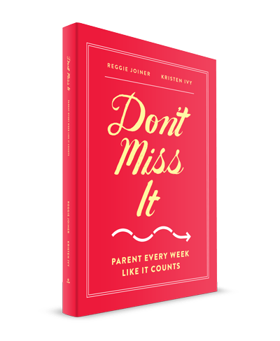 Don't Miss It Book