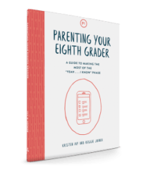 Parenting Your Eighth Grader