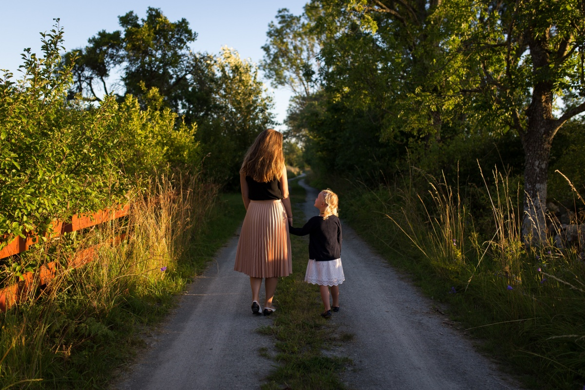 Practicing Faith Skills With Your Child