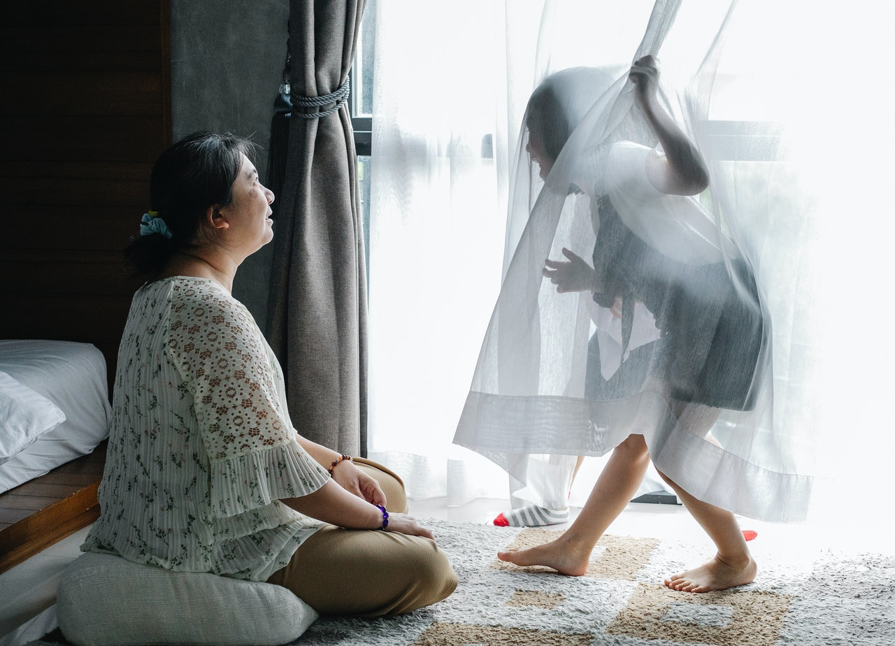 Looking for the Good in the Not-So-Good Behavior | Parent Cue Blog