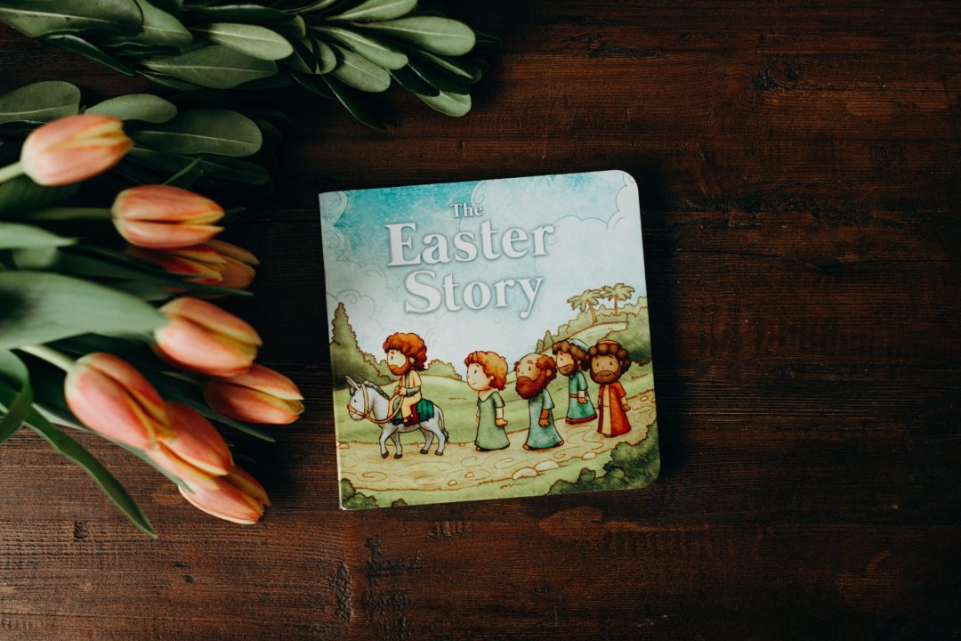 Easter Story Board Book