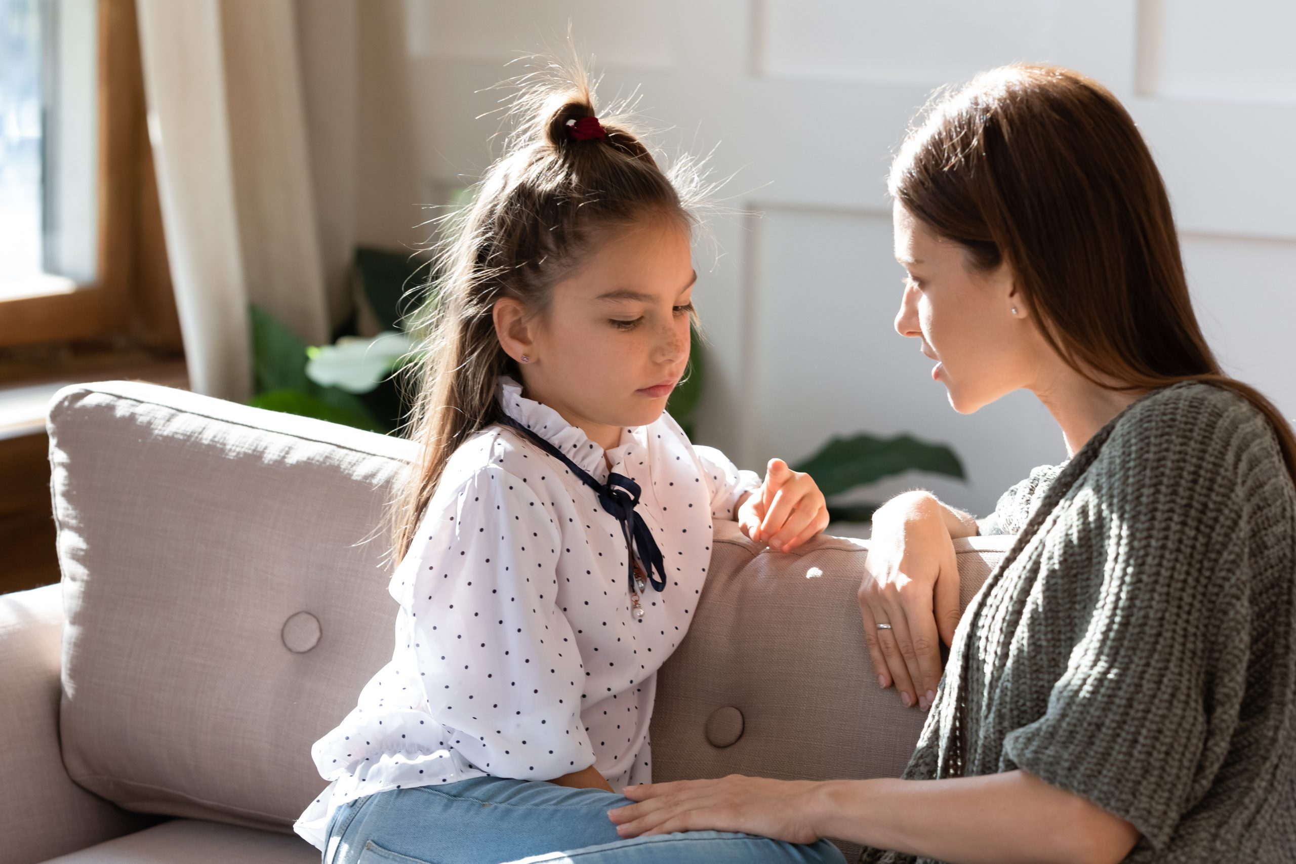 I'm Worried My Child Is Self-Harming | Parent Cue Blog