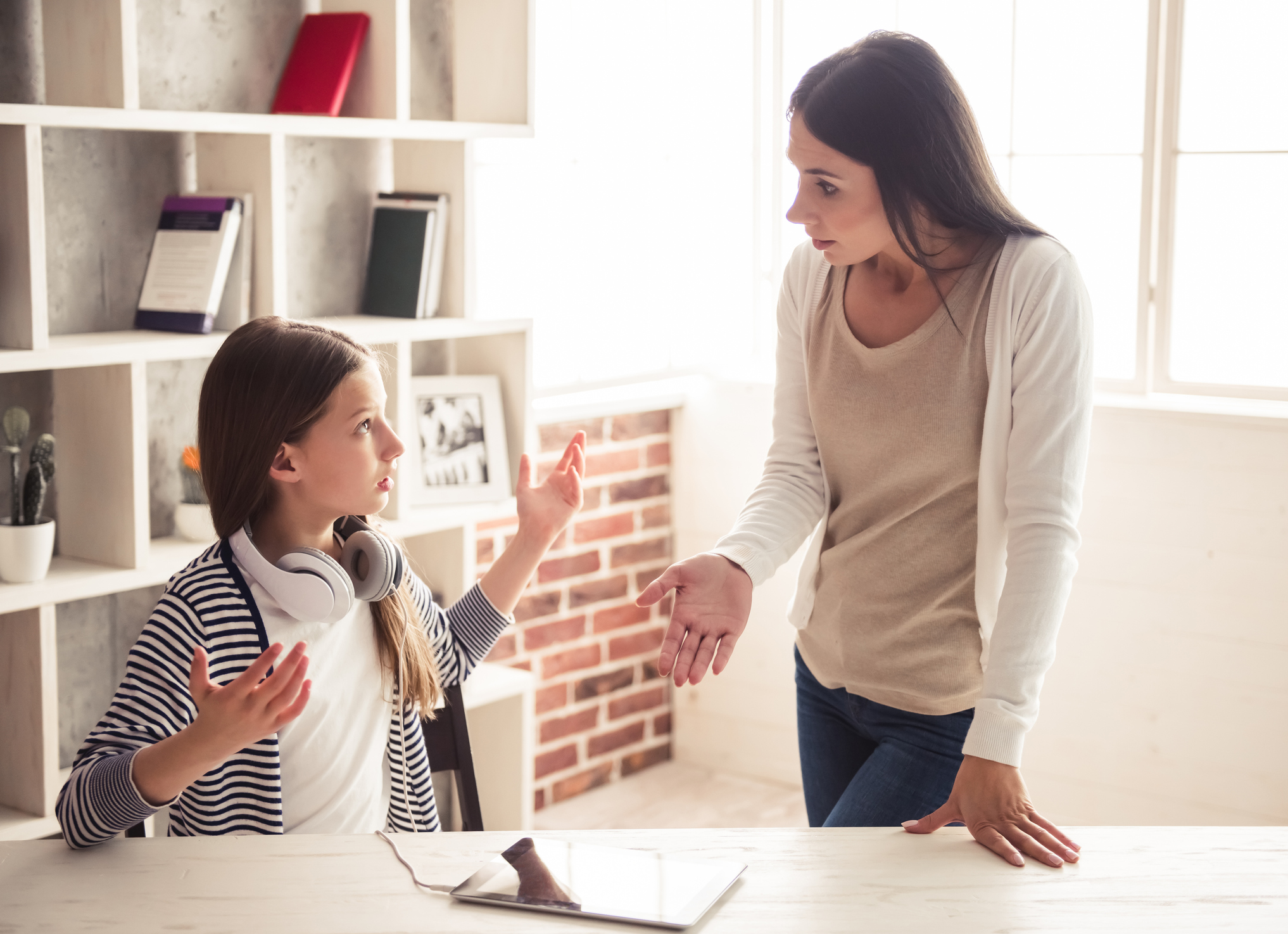 Creating Connection with a Disrespectful Child | Parent Cue Blog